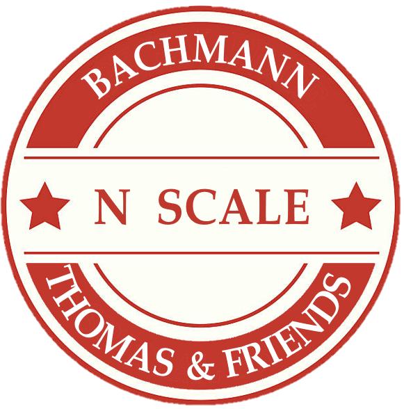 Bachmann N Scale Thomas And Friends