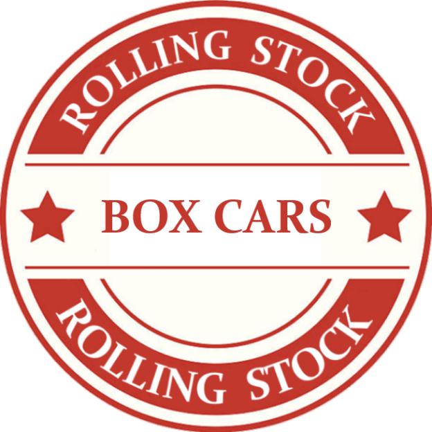 OO Scale Box Car Model Trains | TrainWorld
