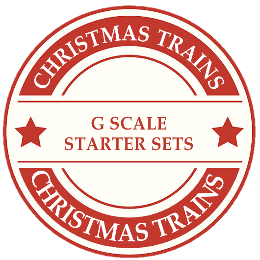 Christmas G Scale Starter Sets