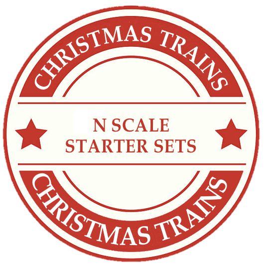 Christmas N Scale Starter Sets
