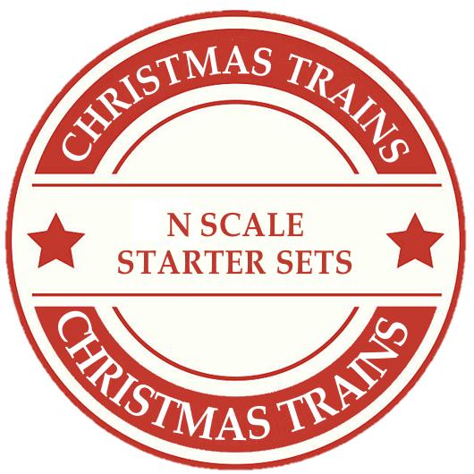 Christmas O Scale Starter Sets