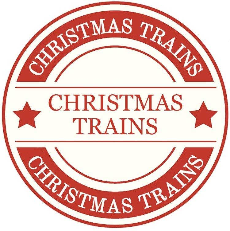 S Scale Christmas Model Trains