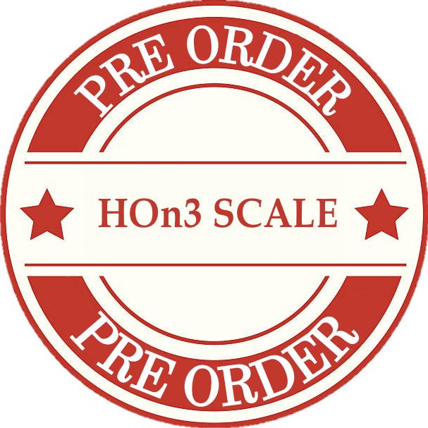 Model Train HOn3 Pre Orders
