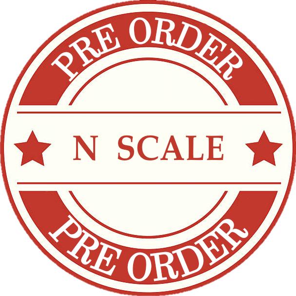 Model Train N Scale Pre Orders