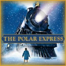 N Scale Polar Express Model Trains