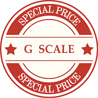 G Scale Model Train Sales, Deals And Specials