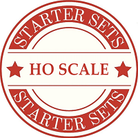 HO Scale Model Train Sets