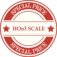 HOn3 Model Train Sales, Deals And Specials