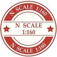 N Scale Model Trains   TrainWorld