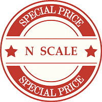 N Scale Model Train Sales, Deals And Specials