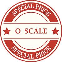 O Scale Model Train Sales, Deals And Specials