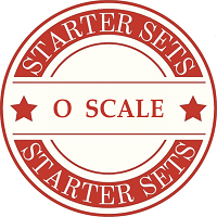 O Scale Model Train Sets
