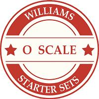 Williams O Scale Model Train Sets