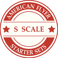 American Flyer S Scale Model Train Sets