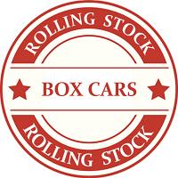 G Scale Box Car Model Trains