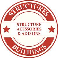 HOn3 Buildings & Structures Accessories Model Trains