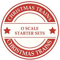 Christmas O Scale Trains