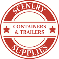 S Scale Containers & Trailers Model Trains