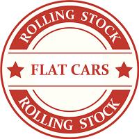 Tinplate Flat Car Model Trains