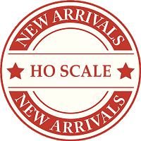 New Product Arrivals For HO Scale Model Trains