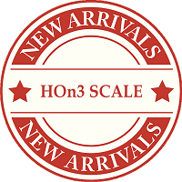 New Product Arrivals For HOn3 Model Trains