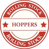 Tinplate Hopper Model Trains