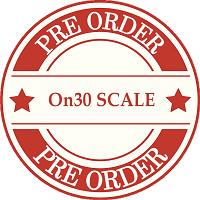 Model Train ON30 Pre Orders