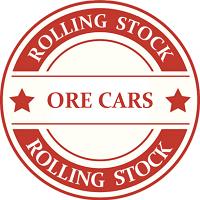 G Scale Ore Cars Model Trains