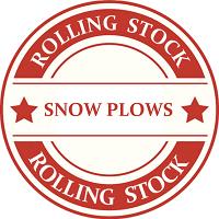 Snow Plow Model Trains