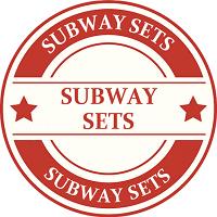 ON30 Subway Sets Model Trains