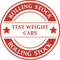 O Scale Test Weight Car Model Trains