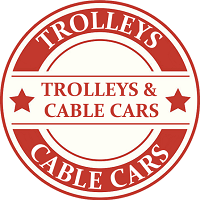 G Scale Trolley/Cable Car Model Trains