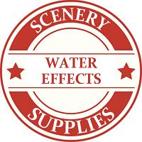 S Scale Scenery Water Effects Model Trains