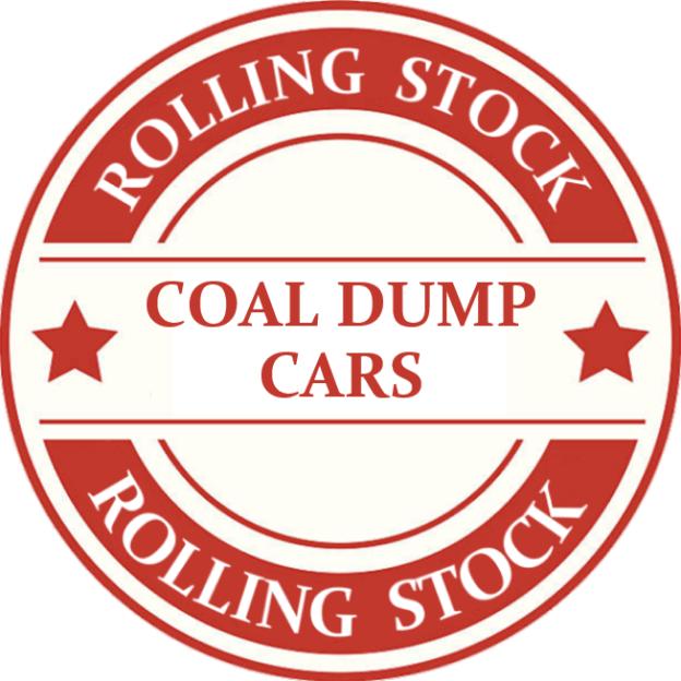 G Scale Coal Dump Car Model Trains