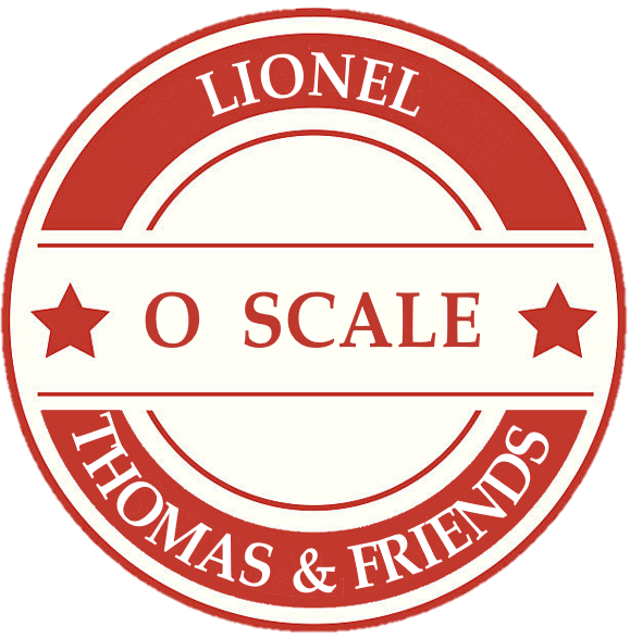 Lionel O Scale Thomas And Friends