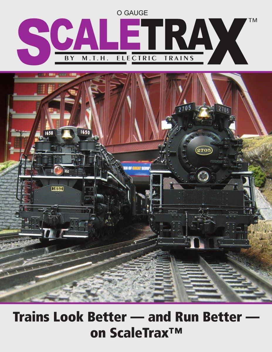 MTH O Gauge ScaleTrax Brochure