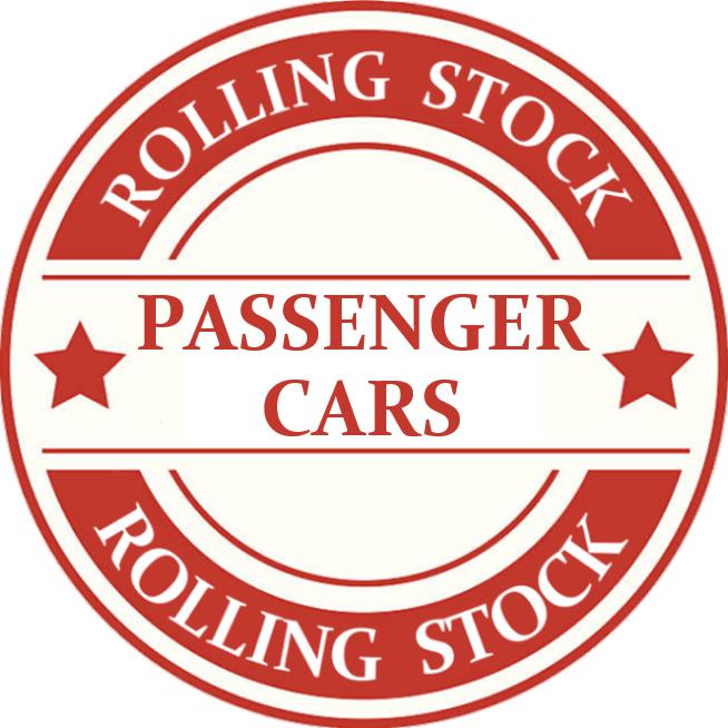 N Scale Passenger Cars Model Trains