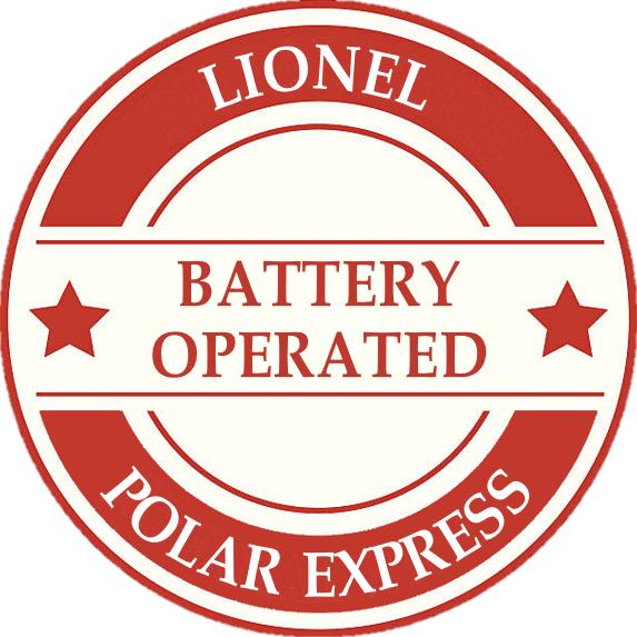 Lionel Battery Polar Express Model Trains
