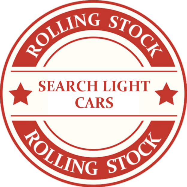 S Scale Search Light Car Model Trains