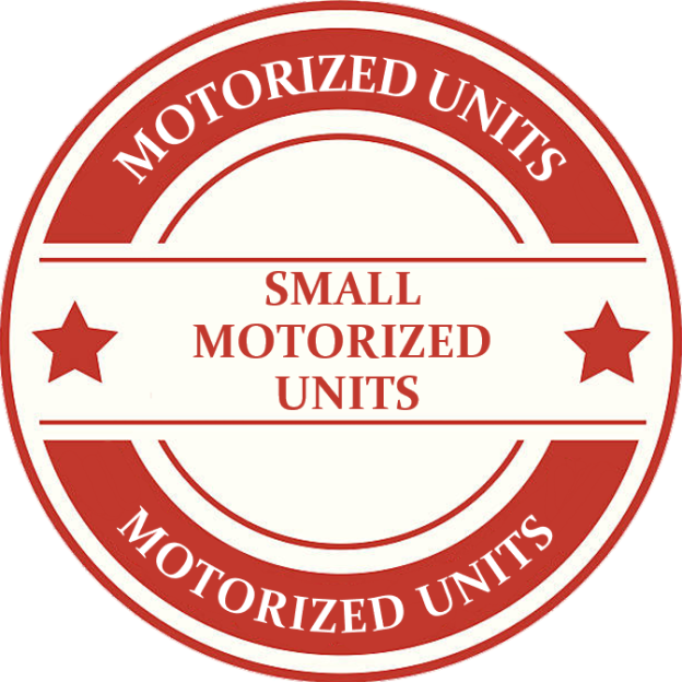 G Scale Small Motorized Units Model Trains