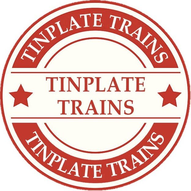 Tinplate Model Trains