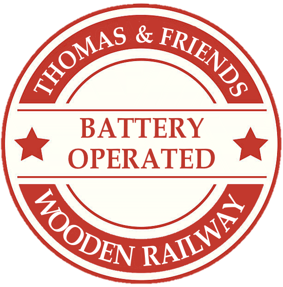 Thomas Wooden Railway Battery Powered Trains