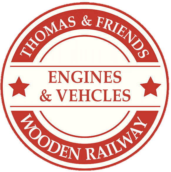 Thomas Wooden Railway Engines And Vehicles