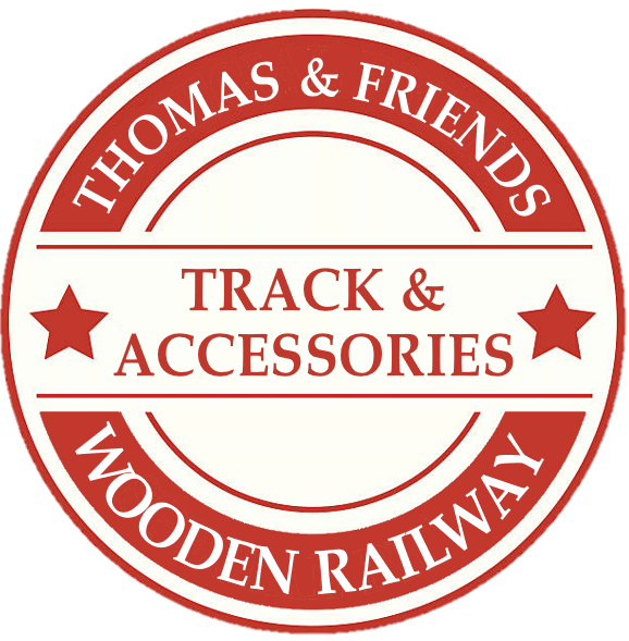 Thomas Wooden Railway Track And Accessories