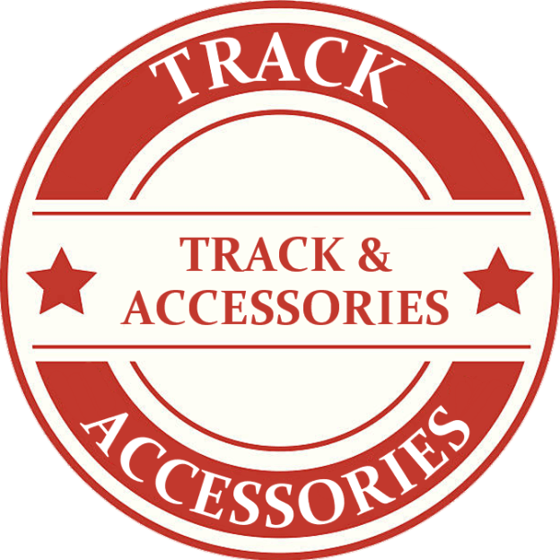 Tinplate Track And Accessories Model Trains
