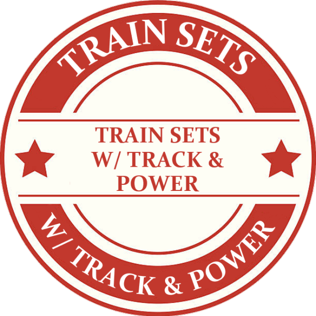 Model Train Sets With Track And Power Model Trains