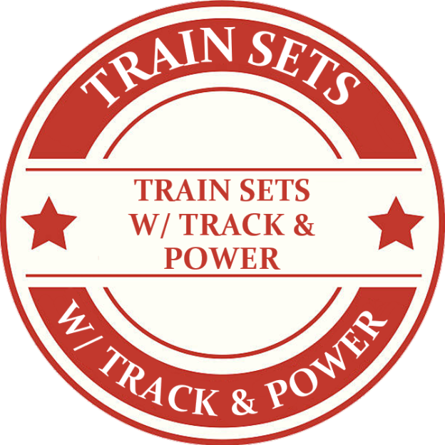 OO Scale Train Sets With Track & Power Model Trains | TrainWorld